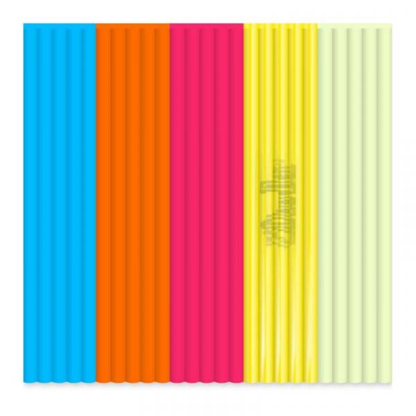 Set filamente PLA 3Doodler - multicolor MIX13 Boogie Nights [0]