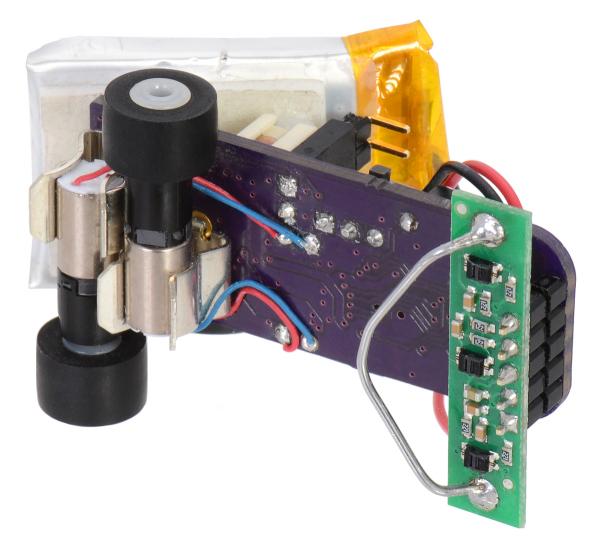 136:1 Sub-Micro Motor cu cutie de viteza 6Dx19L mm 2