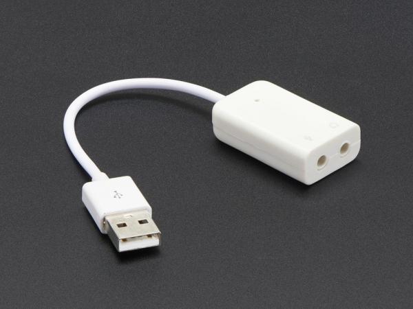 Placa USB Audio pentru Raspberry Pi 0