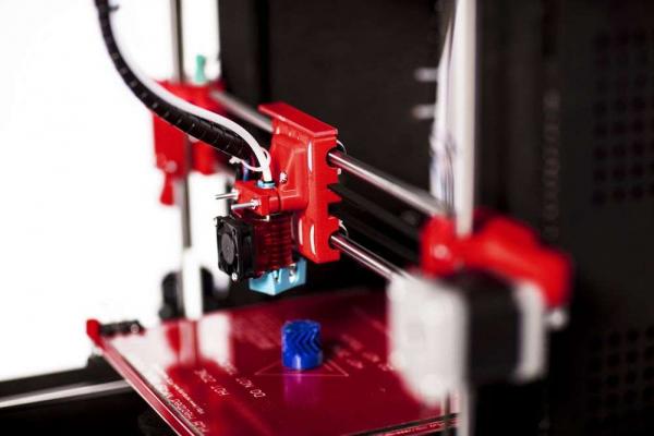Imprimanta 3D Robofun 20-20-20, complet asamblata 5