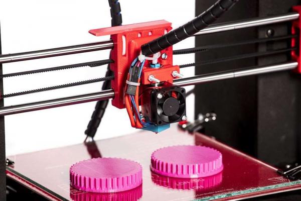 Imprimanta 3D Robofun 20-20-20, complet asamblata 1
