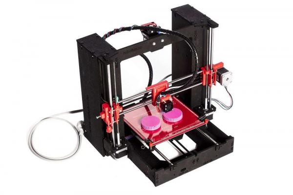 Imprimanta 3D Robofun 20-20-20, complet asamblata 2