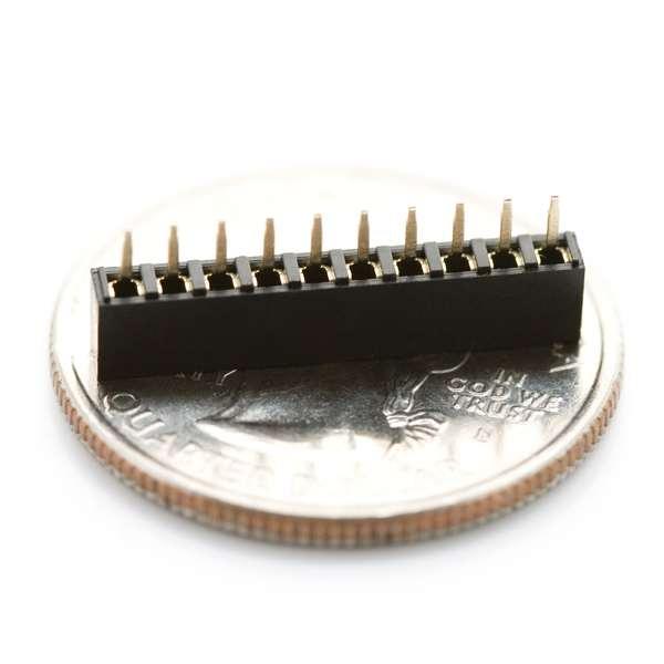 2mm 10pin XBee Socket 0