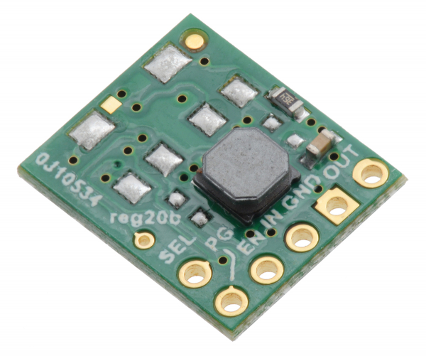 Regulator 3.3V Step-Up/Step-Down S9V11F3S5 1