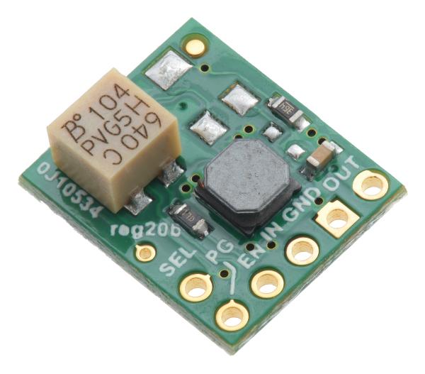 Regulator 3.3V Step-Up/Step-Down Voltage Cutoff ajustabil S9V11F3S5CMA [0]