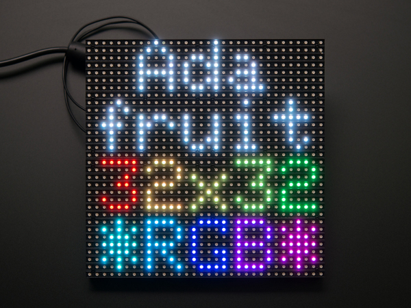 Matrice LED RGB 32x32 0