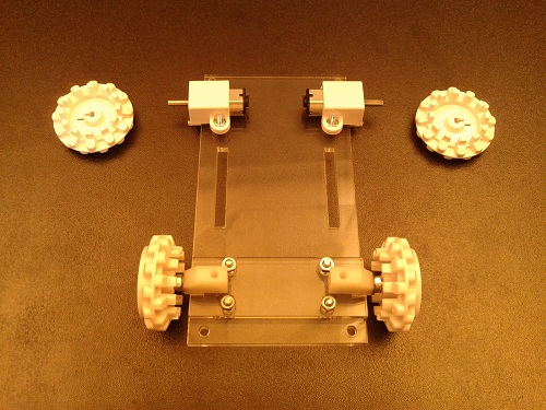 Robot Senile Competitie 29