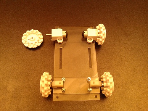 Robot Senile Competitie 30