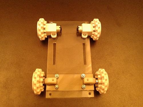 Robot Senile Competitie 32