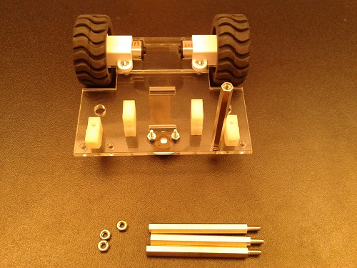 Robot Mini-Sumo Competitie [28]