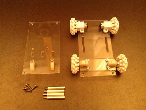 Robot Senile Competitie 40