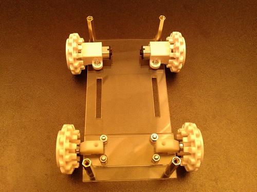 Robot Senile Competitie 43