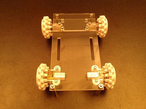 Robot Senile Competitie 44