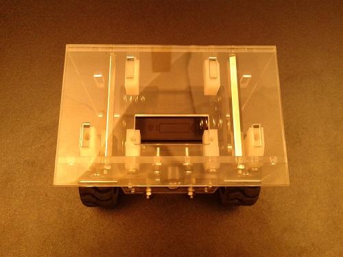 Robot Mini-Sumo Competitie [36]