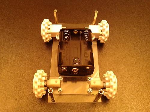 Robot Senile Competitie 46