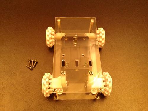Robot Senile Competitie 47
