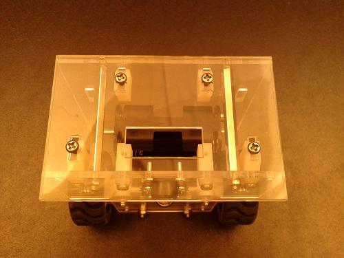 Robot Mini-Sumo Competitie [37]