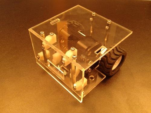 Robot Mini-Sumo Competitie [38]
