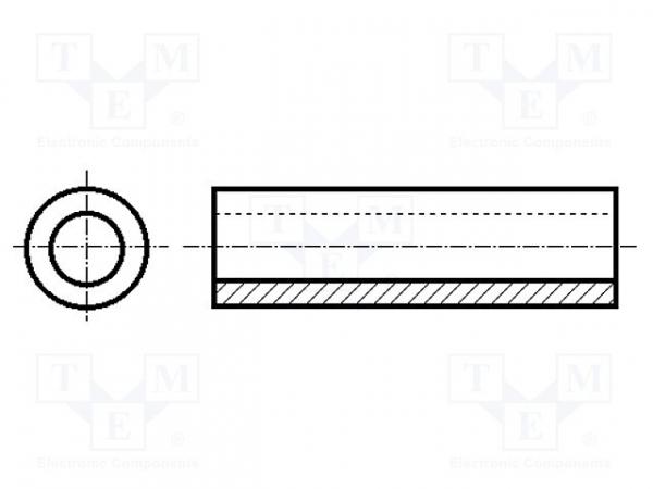 Set Distantiere 3.2mm (10 bucati) [0]