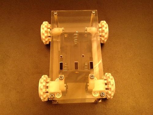 Robot Senile Competitie 49