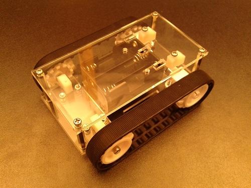 Robot Senile Competitie 0