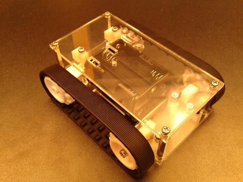 Robot Senile Competitie 53