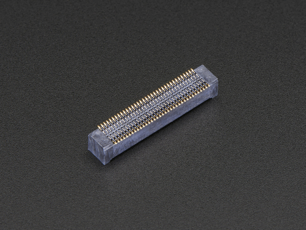 70-pin Hirose Header  Intel Edison - 3mm 0