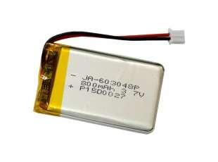 Acumulator LiPo - 3.7v 800mAh 0