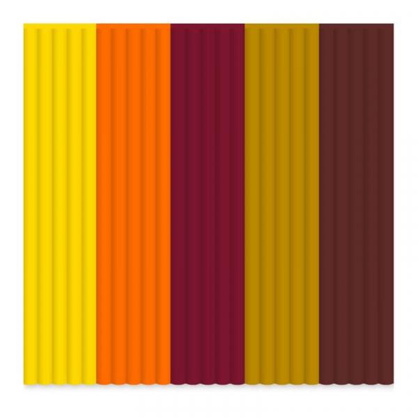 Set filamente PLA 3Doodler - multicolor MIX10 Fall Foliage 0