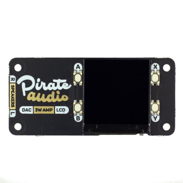 Amplificator Pirate Audio 3W Stereo Amp pentru Raspberry Pi 1