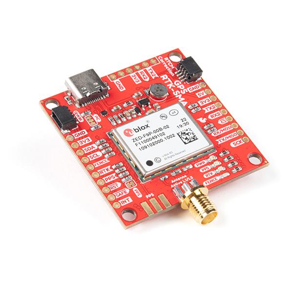 Breakout GPS SparkFun GPS-RTK-SMA [0]