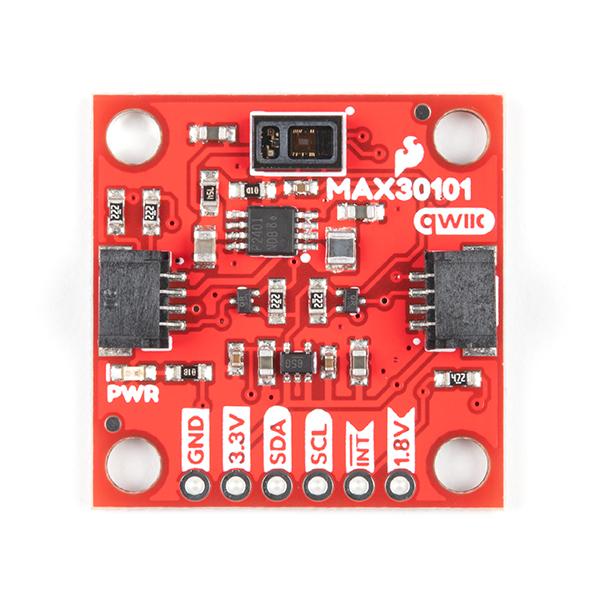 Breakout fotosenzor SparkFun MAX30101 0