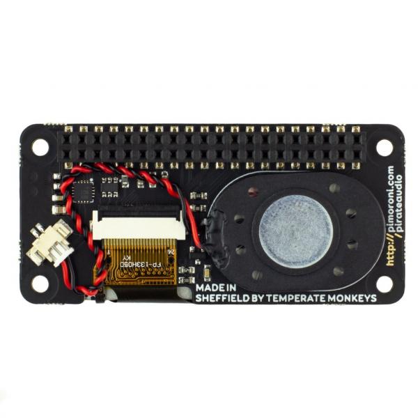Difuzor Pirate Audio pentru Raspberry Pi [2]