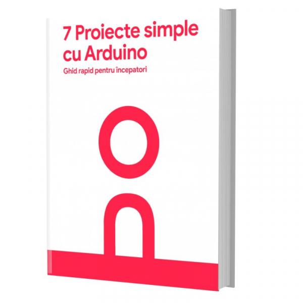 Kit pentru incepatori 7 Proiecte simple cu Arduino 2