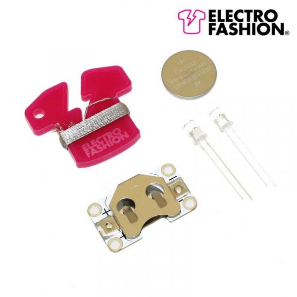 Kit LED-uri care se pot coase Kitronik Electro-Fashion [0]