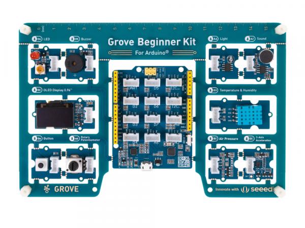 Kit Seed Studio Grove pentru Arduino pentru incepatori [0]