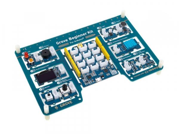 Kit Seed Studio Grove pentru Arduino pentru incepatori [1]
