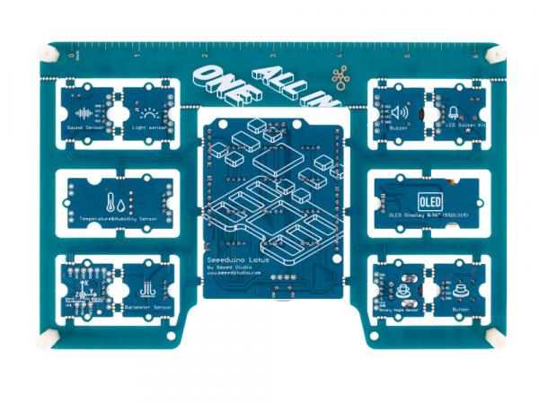 Kit Seed Studio Grove pentru Arduino pentru incepatori [4]