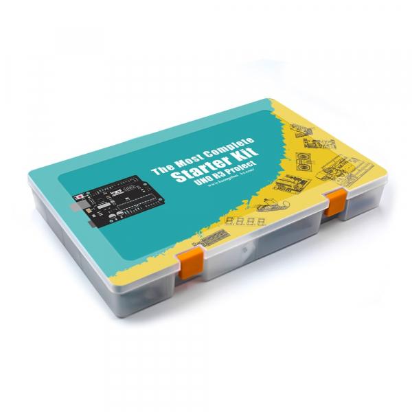 Kit introductiv complet pentru Arduino Uno [0]