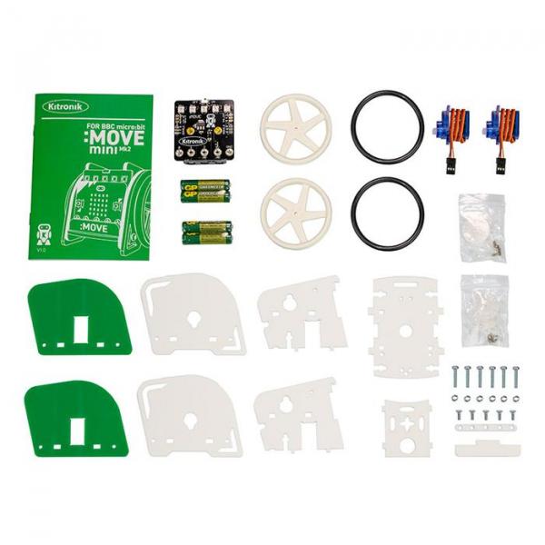 Kit robotica Kitronik :MOVE mini MK2 1