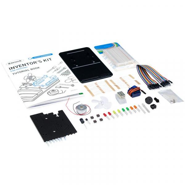 Kitul inventatorului Kitronik pentru Arduino [0]