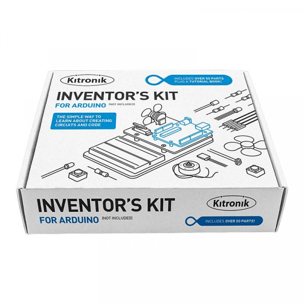 Kitul inventatorului Kitronik pentru Arduino [1]