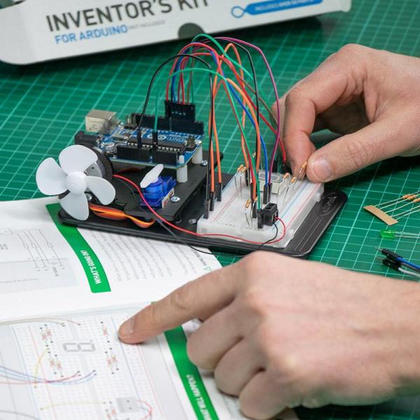 Kitul inventatorului Kitronik pentru Arduino [2]