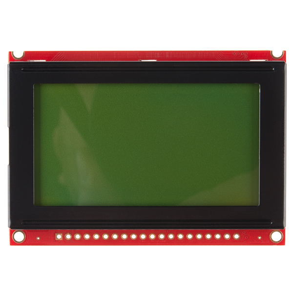 Modul LCD 128x64 STN cu LED Backlight 3