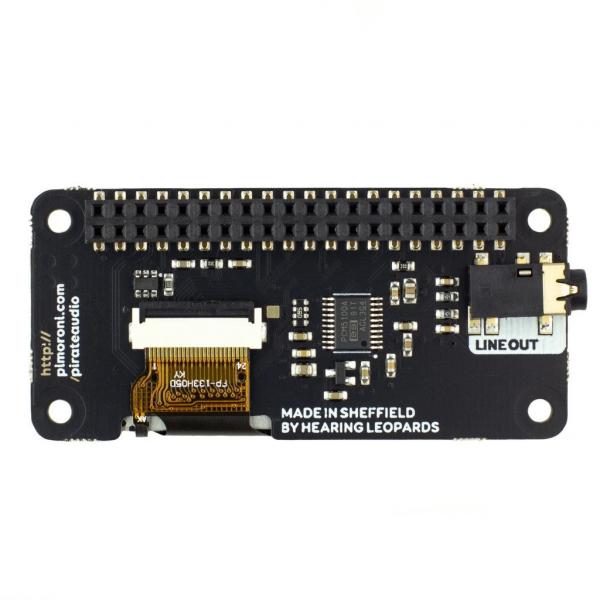 Modul Pirate Audio iesire pentru Raspberry Pi [1]