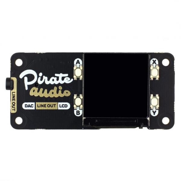 Modul Pirate Audio iesire pentru Raspberry Pi [2]