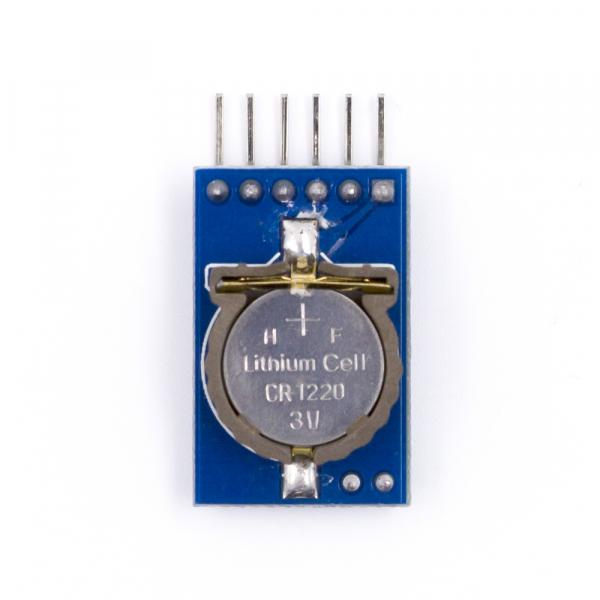 Modul RTC DS1302 (cu baterie) 0