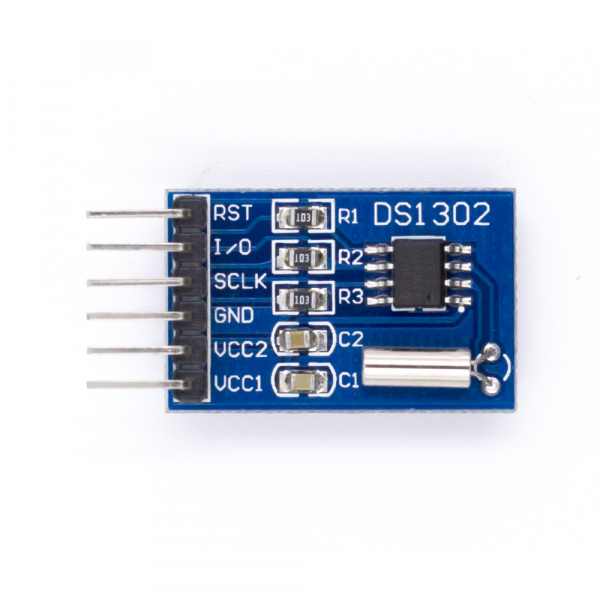 Modul RTC DS1302 (cu baterie) 4