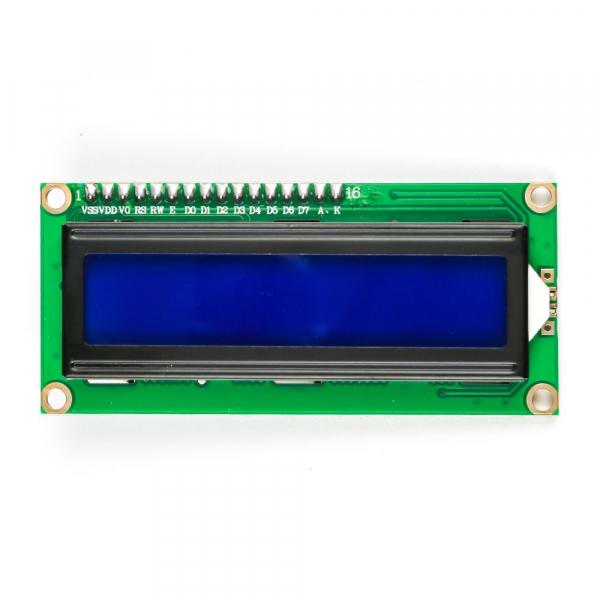 Modul afisaj LCD cu lumina de fundal albastra si I2C 2