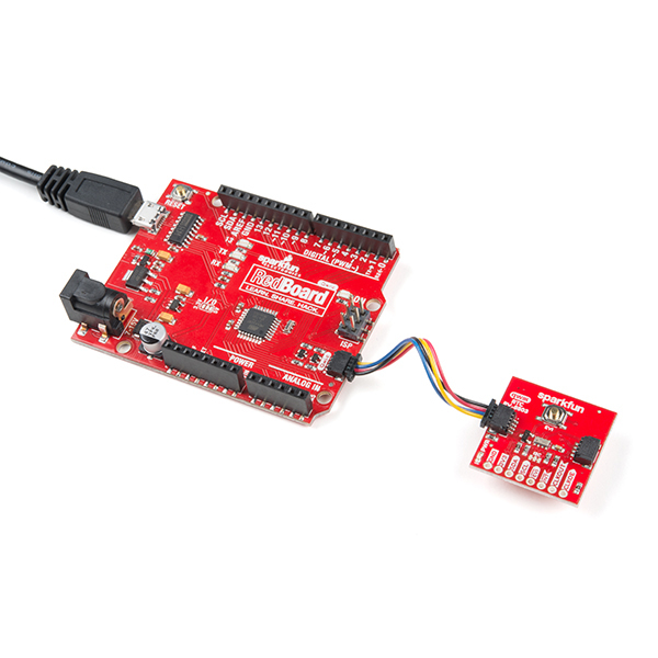 Modul ceas in timp real SparkFun RV-8803 (Qwiic) 4